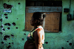 General scenes from the Favela do Alemão. The daily life of local people and what they go trough everyday