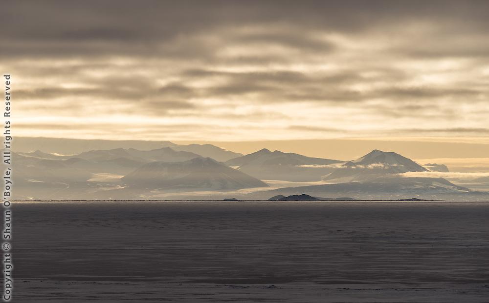 Transantarctic Mountains