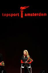 13-12-2010 ALGEMEEN: TOPSPORT GALA AMSTERDAM: AMSTERDAM<br /> In de Westergasfabriek werd het gala van de beste sportman, -vrouw, coach en ploeg gekozen / Elke Schuil Wijnhoven<br /> ©2010-WWW.FOTOHOOGENDOORN.NL