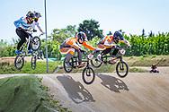 2021 UCI BMXSX World Cup<br /> Round 2 at Verona (Italy)<br /> Qualification<br /> ^me#313 KIMMANN, Niek (NED, ME) Dutch National Team<br /> ^me#921 HARMSEN, Joris (NED, ME)