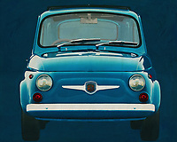Fiat Abarth 595 1968<br />