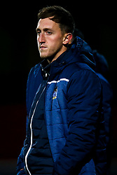 Bristol Rovers Lead Youth Development Phase Coach Dafydd Williams - Mandatory by-line: Robbie Stephenson/JMP - 29/10/2019 - FOOTBALL - County Ground - Swindon, England - Swindon Town v Bristol Rovers - FA Youth Cup Round One