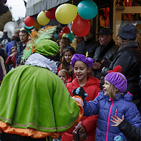 Intocht Sinterklaas in Sneek