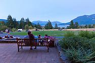 Skamania Lodge located in Washington's Columbia River Gorge
