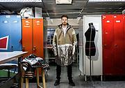 Helsinki, Alvar Aalto university, fashion departmenet,  fashion  designer  Rolf Ekroth