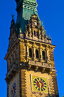 Rathaus (City Hall), Hamburg, Germany