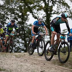 04-10-2020: Wielrennen: Geopark Classic: Gasselte<br />276 Milan Ziemerink