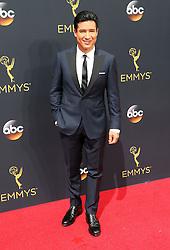 Mario Lopez  bei der Verleihung der 68. Primetime Emmy Awards in Los Angeles / 180916<br /> <br /> *** 68th Primetime Emmy Awards in Los Angeles, California on September 18th, 2016***