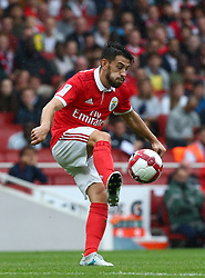 July 29, 2017 - London, United Kingdom - Pizzi of Sporty Lisboa e Benfica.during Emirates Cup match between RB Arsenal against Benfica  at Emirates Stadium on 29 July 2017  (Credit Image: © Kieran Galvin/NurPhoto via ZUMA Press)