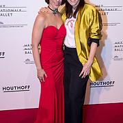 NLD/Amsterdam/20180324 - inloop première Dutch Doubles ballet, choreografe Annabelle Lopez Ochoa en zangeres Wende Snijder