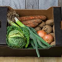Craigies Farm Shop product photography