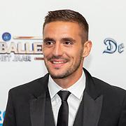 NLD/Hilversum/20190902 - Voetballer van het jaar gala 2019, Dušan Tadić