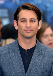 Ollie Locke attending the European premiere of Valerian and the City of a Thousand Planets at Cineworld in Leicester Square, London