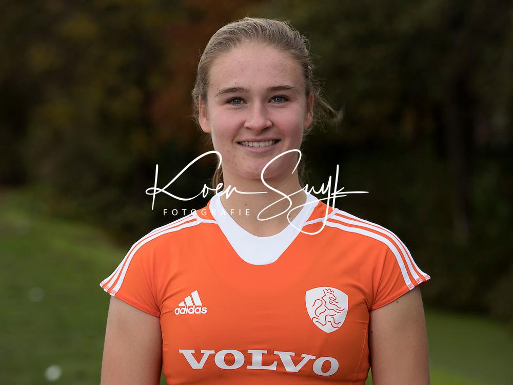 UTRECHT - MICHELLE FILLET. Jong Oranje hockey meisjes -21. COPYRIGHT KOEN SUYK