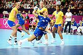 20120801 France Handball Femme Jeux Olympiques Londres premier tour