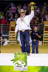 Shawn Flarida, (USA) - Individual Final Comptetition - Alltech FEI World Equestrian Games™ 2014 - Normandy, France.<br /> © Hippo Foto Team - Leanjo De Koster<br /> 30-08-14