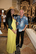 OGAR MIRIANASHVILI, LEORONI  MIRIANASHVILI,, RECYCLE GROUP. CONVERSION Curator: JameS Putnam Sant'antonin CHurCH<br /> CamPo Sant'antonin, CaSteLLo, 30122, VeniCe , Venice Biennale, Venice. 5 May 2015