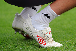 General view of football boots