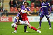Rotherham United v Stoke City 290918