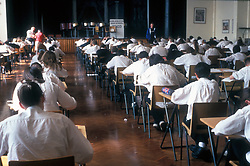Key Stage 3 SATS exam secondary school UK