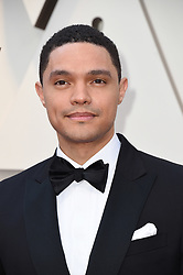 Trevor Noah walking the red carpet as arriving to the 91st Academy Awards (Oscars) held at the Dolby Theatre in Hollywood, Los Angeles, CA, USA, February 24, 2019. Photo by Lionel Hahn/ABACAPRESS.COM