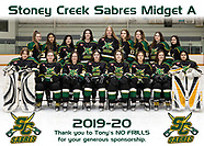 2020-02-24 SC Sabres Team Photos