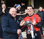 Mattock Rangers v Mulinavat - Leinster Club IFC Final 2019