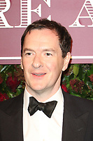 George Osborne, Evening Standard Theatre Awards, London Coliseum, London, UK, 24 November 2019, Photo by Richard Goldschmidt
