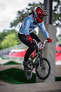 #194 (VILLEGAS Federico) ARG at Round 5 of the 2019 UCI BMX Supercross World Cup in Saint-Quentin-En-Yvelines, France
