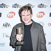 UK producer of the year Winner Dan Carey of The Music Producers Guild Awards at Grosvenor House, Park Lane, on 27th February 2020, London, UK.