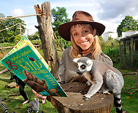 OIC-ENTSIMAGES.COM- Little Creatures family festival  at ZSL Whipsnade Zoo  Michaela Strachan's Really Wild Adventures<br /> <br />  TV presenter Michaela Strachan will take families on a delightful journey through an alphabet jungle of animal rhymes. From Antelope to Zebra from orphaned Orangutans to polar bear dentistry, this is a whistle stop interactive show full of poetry, music and lots of fascinating wildlife facts, Exclusive  Photo by Will Davidson /OIC 0203 174