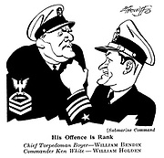 Submarine Command : William Holden and William Bendix