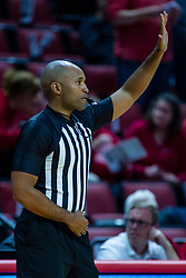 NORMAL, IL - October 23:  Boyd Copeland during a college basketball game between the ISU Redbirds and the Truman State Bulldogs on October 23 2019 at Redbird Arena in Normal, IL. (Photo by Alan Look)