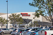 TJ Maxx and Home Goods Store in Harbor Center Costa Mesa