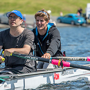 On Water at Adaptive Rowing Day 2017