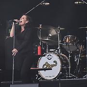 Alison Moyet performs at Kew the Music 2019 on 11 July 2019, London, UK.