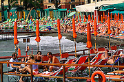 ITALY, Liguria, Rapallo.....ITALY, Liguria, Rapallo. seashore