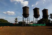 Porto Velho_RO, Brasil.<br /> <br /> Praca das Tres Caixas d aguas, tambem conhecida por Tres Marias em Porto Velho, Rondonia.<br /> <br /> Tres Caixas daguas square in Porto Velho, Rondonia.<br /> <br /> Foto: MARCUS DESIMONI / NITRO