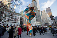 Wind Sculpture Opening | Doris C. Freedman Plaza