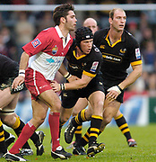 Wycombe. GREAT BRITAIN, 24th October 2004 <br /> Heineken Cup Rugby, London Wasps v Biarritz,  Adams Park, ENGLAND. Photo, Peter Spurrier/Intersport-images]<br /> ,