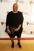 New York, NY-June 14: Dr. Deb Willis (Honoree), Chair, Photography Department, NYU  attends the 2017 Teer Spirit Awards Gala held at the National Black Theater  on June 14, 2017 in Harlem, New York City. National Black Theatre [NBT] was founded in 1968 in the heart of Harlem by the late Dr. Barbara Ann Teer, an award winning, visionary artist and entrepreneur. With a distinguished history of innovative work in its community, NBT is among the oldest Black Theaters in the country, and amongst the longest owned and operated by a woman of color. NBT is also a pioneer as the first to establish revenue generating Black art complex located at 2031 5th Avenue in Harlem, NY.  NBT's achievements reflect Dr. Teer's lifelong commitment to community service through the arts. She believed whole-heartedly in the power of Black Theatre to uplift, strengthen, and heal Black communities on a local and on a national level. (Photo by Terrence Jennings/terrencejennings.com)