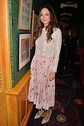 Celia Weinstock at the Annabel's Bright Young Things Party at Annabel's, Berkeley SquareLondon England. 8 June 2017.<br /> Photo by Dominic O'Neill/SilverHub 0203 174 1069 sales@silverhubmedia.com