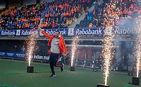 Den Bosch - Rabo fandag 2019 . hockey clinics met de spelers van het Nederlandse team. opkomst van international Mirco Pruyser (Ned) . COPYRIGHT KOEN SUYK