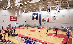 A General View of the SGS Arena - Mandatory by-line: Robbie Stephenson/JMP - 08/09/2016 - BASKETBALL - SGS Arena - Bristol, England - Bristol Flyers v USA Select - Preseason Friendly