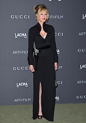 Melanie Griffith attends the 2016 LACMA Art + Film Gala honoring Robert Irwin and Kathryn Bigelow presented by Gucci at LACMA on October 29, 2016 in Los Angeles, California. Photo by Lionel Hahn/AbacaUsa.com