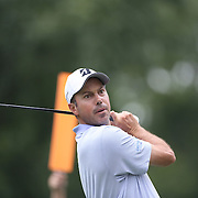 Matt Kuchar in action during the second round of theThe Barclays Golf Tournament at The Ridgewood Country Club, Paramus, New Jersey, USA. 22nd August 2014. Photo Tim Clayton