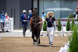 Caetano Maria, POR, Fenix De Tineo, 155<br /> Olympic Games Tokyo 2021<br /> © Hippo Foto - Dirk Caremans<br /> 23/07/2021