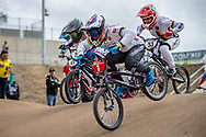 #1 (WILLOUGHBY Alise) USA at Round 3 of the 2020 UCI BMX Supercross World Cup in Bathurst, Australia.