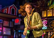 Daniel Donato performs at Roberts Western World in Nashville, TN