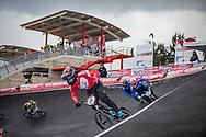 2021 UCI BMXSX World Cup<br /> Round 4 at Bogota (Colombia)<br /> Qualification Moto<br /> ^me#239 NAKAI, Asuma (JPN, ME) Team_JPN
